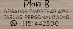 Plan B - Tablas para Picadas y Asado
