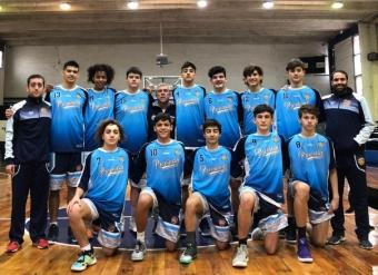 Arranca el Argentino U15 récord con 5 ABZC