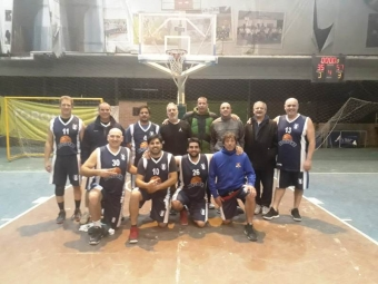 +43 B: Imperio Juniors 54 vs Atlético Boulogne 57