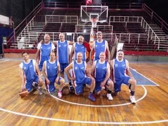 Torneo Clausura +50 MaxiLiga de Mendoza (MLM): Luján cantó pri