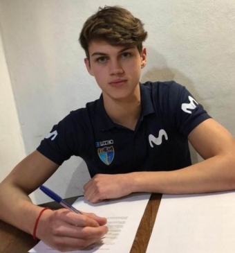 Lucas le puso la firma y su Magia se va a Madrid