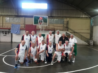 Torneo Clausura +60 MaxiLiga de Mendoza (MLM): Fecha 9