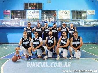 +35 B: Nueva Chicago 55 vs Racing de Villa del Parque 59
