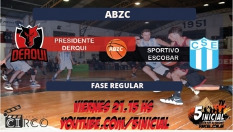 Derqui-Sportivo Escobar por streaming