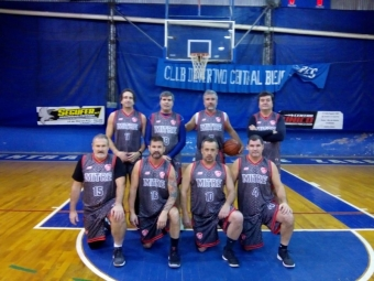 Final Four +45ABZC Central Buenos Aires 83 vs Mitre de San Pedro 86