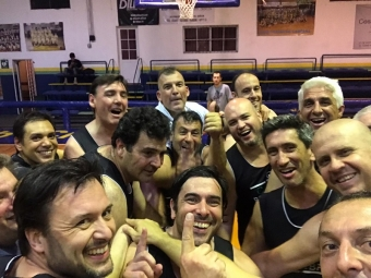 Final Four +45ABZC Ciudad de Campana 74 vs Campana Boat Club 49
