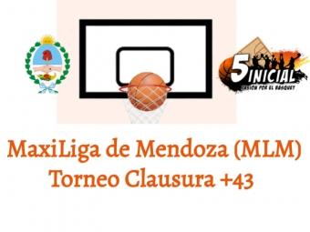 Torneo Clausura +43 MaxiLiga de Mendoza (MLM): Playoffs - Juego 2