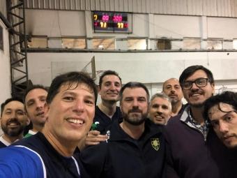 +35C Los Indios de Moreno A 71 vs San Fernando 77: fue a ver qué pasaba