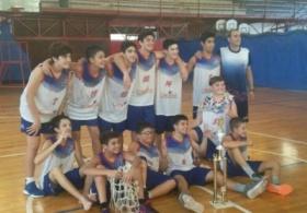 Con San Pedro O Santa Rosa, Ancla Campeón
